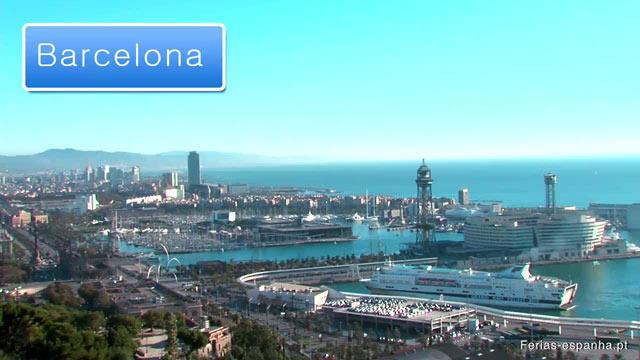 Guia De Barcelona Espanha Informacoes Dicas Mapa E Video De Barcelona
