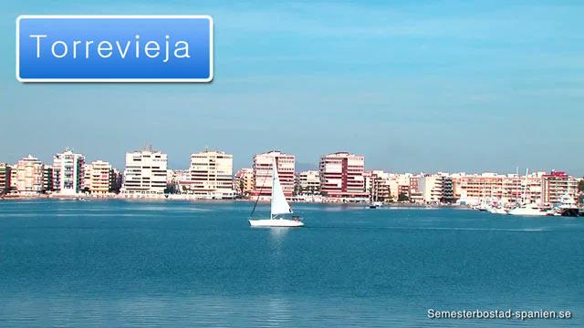Karta Fran Alicante Till Torrevieja.Turistinformation Reseinformation Resevideo Och Omdomen Om