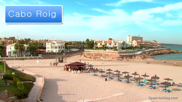 Cabo Roig Costa Blanca Tourist Guide Video Reviews Facts And Map