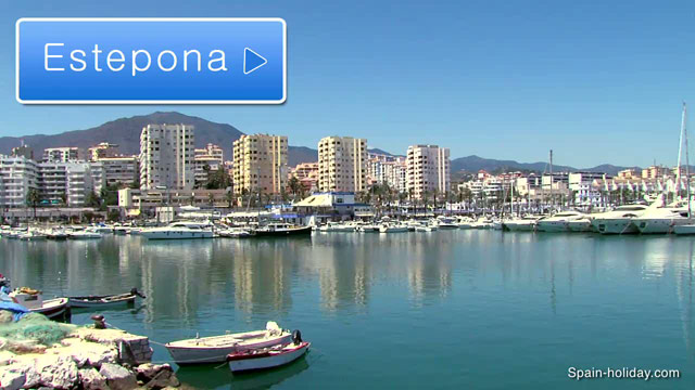 Estepona Travel information reviews facts and video