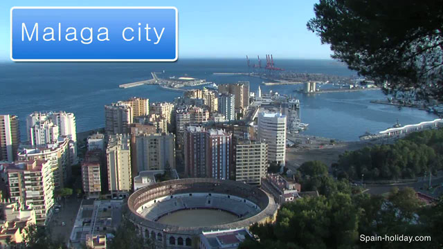 Travel and holiday guide to Malaga City, video, reviews and ... on map of irun spain, map of maspalomas spain, map of gava spain, map of toledo spain, map of spain major cities, map of santillana spain, map of ribera del duero spain, map of la manga spain, map of nerja spain, large map of spain, map of spain with regions, map of priorat spain, map of santander spain, map of sanlucar spain, map of ciudad real spain, map of rioja region spain, map of torrejon spain, map of palamos spain, map of cadiz spain, map of porto spain,